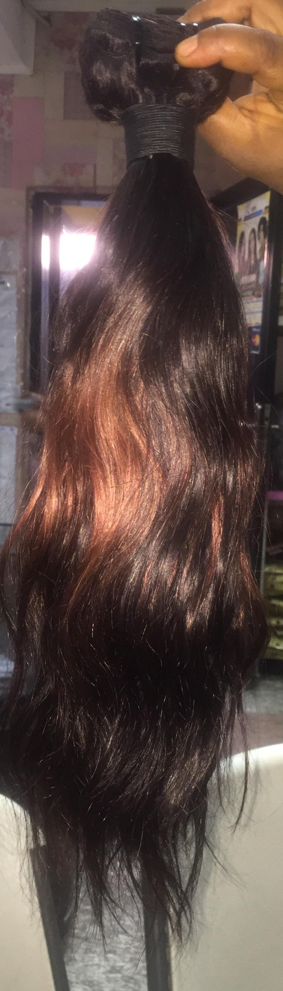 18' Flash Hair