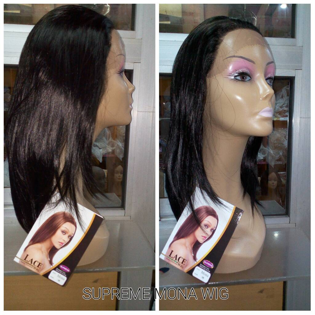 Supreme Mona Lace Wig Hair Marketers