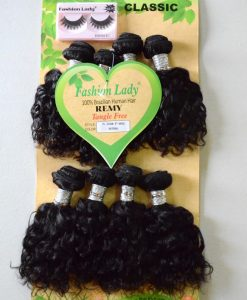 8'' FASHION LADY REMI NATURAL